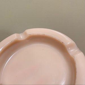 Vintage Accents - Vintage stone ashtray